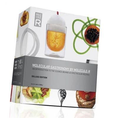 Molecular Gastronomy Recipe Book